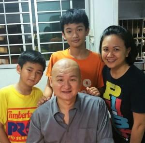 Cynric & family