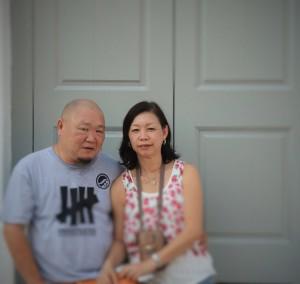 Benny & Mei Kam