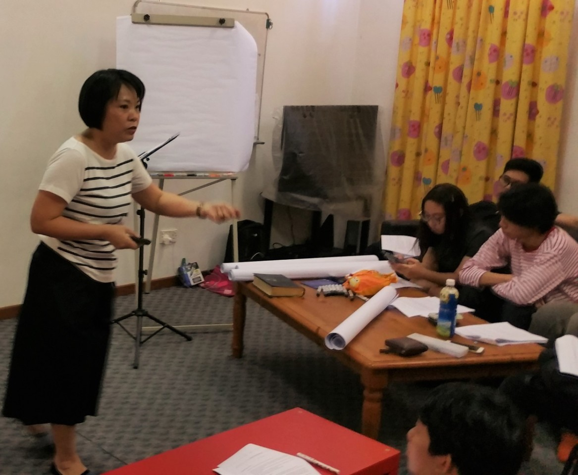 Inductive Bible Studies by Peggy – 27th Feb 2016