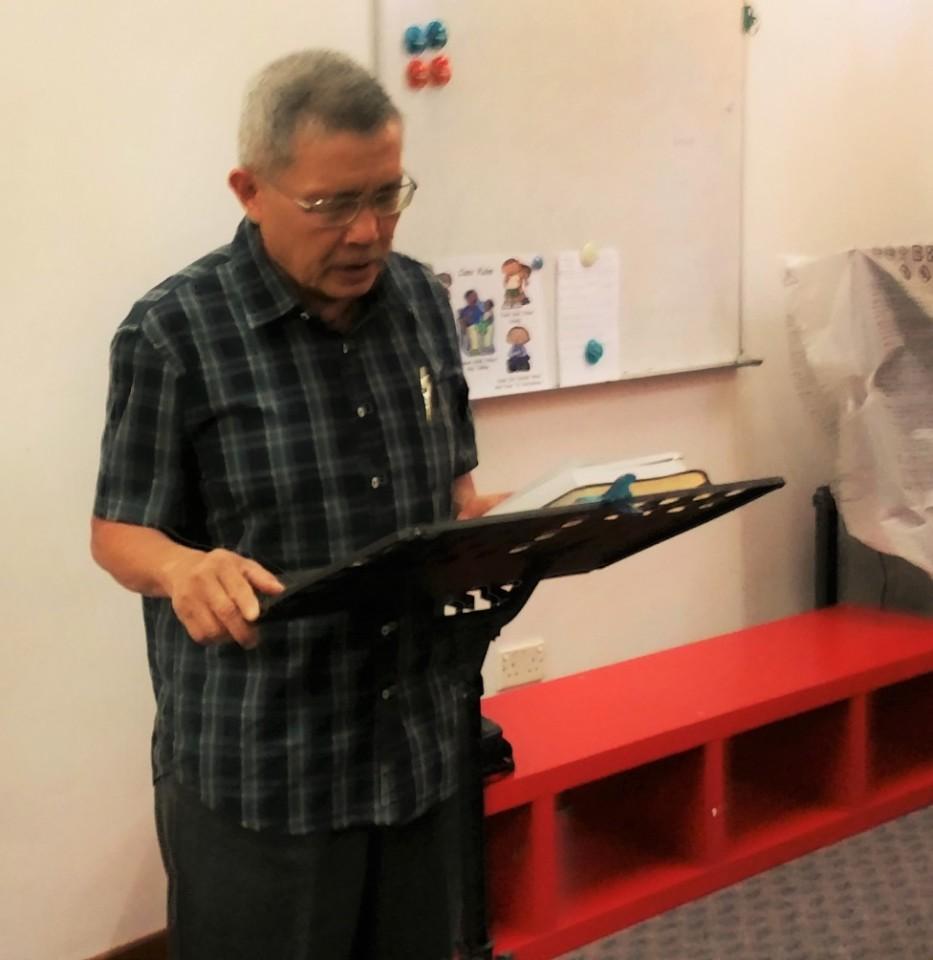 End Time Wars Seminar – Wan Lai Meng 23rd Jan 2016