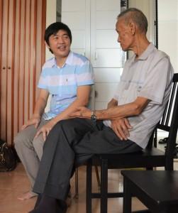 Soo Guan & Esther's dad